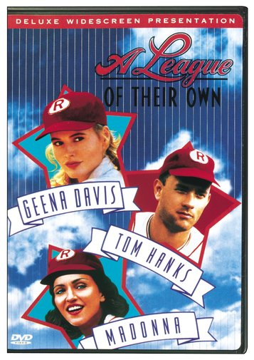 LEAGUE OF THEIR OWN BY HANKS,TOM (DVD)