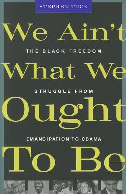 We Ain't What We Ought to Be By Tuck, Stephen