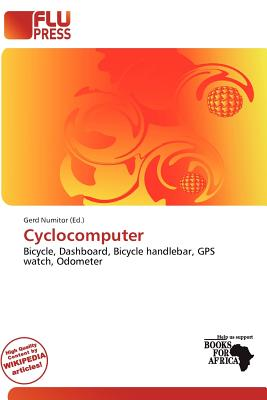 Flu Press Cyclocomputer by Numitor, Gerd [Paperback] at Sears.com